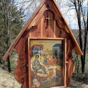 Icon Shrine/ Proskynitaria