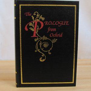 The Prologue from Ochrid